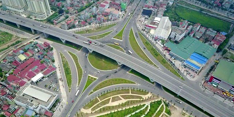 (Tiếng Việt) Long Bien Interchang – Nút giao Long Biên